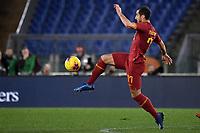 Henrikh Mkhitaryan of AS Roma <br /> Roma 23/02/2020 Stadio Olimpico <br /> Football Serie A 2019/2020 <br /> AS Roma - Lecce<br /> Photo Andrea Staccioli / Insidefoto