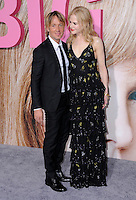 "07 February 2017 - Hollywood, California - Keith Urban, Nicole Kidman. Los Angeles Premiere of HBO's limited series ""Big Little Lies""  held at the TCL Chinese 6 Theater. Photo Credit: Birdie Thompson/AdMedia"