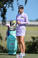 So Yeon Ryu (KOR) looks over her tee shot on 10 during round 3 of the 2019 US Women's Open, Charleston Country Club, Charleston, South Carolina,  USA. 6/1/2019.<br /> Picture: Golffile | Ken Murray<br /> <br /> All photo usage must carry mandatory copyright credit (© Golffile | Ken Murray)