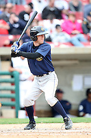 April 11 2010: Adam Frost of the Burlington Bees. The Bees are the Low A affiliate of the Kansas City Royals. Photo by: Chris Proctor/Four Seam Images