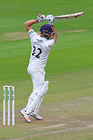 Jaik Mickleburgh hits four runs for Essex during Glamorgan CCC vs Essex CCC, Specsavers County Championship Division 2 Cricket at the SSE SWALEC Stadium on 23rd May 2016
