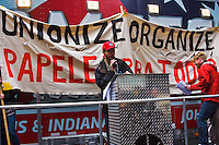 May Day Rally Chicago Illinois 5-1-12