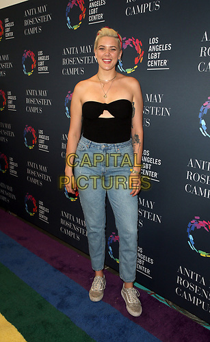LOS ANGELES, CA -APRIL 7: Betty Who, at Grand Opening Of The Los Angeles LGBT Center's Anita May Rosenstein Campus at Anita May Rosenstein Campus in Los Angeles, California on April 7, 2019.<br /> CAP/MPIFS<br /> ©MPIFS/Capital Pictures