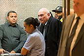 Home Depot co-founder and philanthropist Ken Langone is seen in an elevator in the lobby of Trump Tower in New York, NY, USA on January 3, 2017. <br /> Credit: Albin Lohr-Jones / Pool via CNP