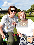 Muriel Murray and Jackie Barber at the Chapterhouse Theatre Company's performance of The Wind in the Willows at Oldbridge Estate. Photo:Colin Bell/pressphotos.ie