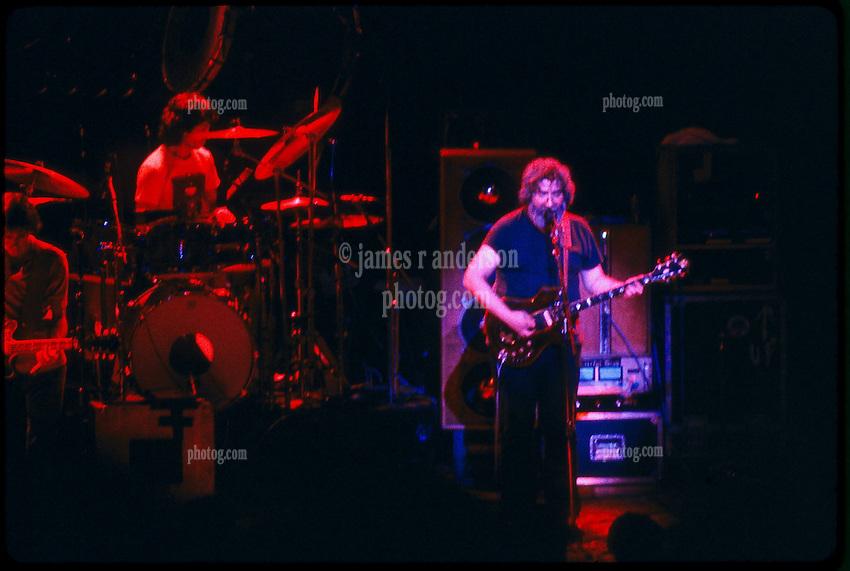 The Grateful Dead at the Merriweather Post Pavillion, Columbia, MD 20 June 1983