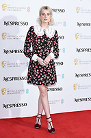 Lucy Boynton<br /> arriving for the 2019 BAFTA Film Awards Nominees Party at Kensington Palace, London<br /> <br /> ©Ash Knotek  D3477  09/02/2019