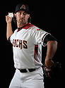 Arizona Diamondbacks Matt Buschmann (62) during photo day on February 28, 2016 in Scottsdale, AZ.