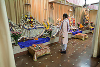 Shree Sanatan Dharam Hindu Temple in Nairobi, Kenya