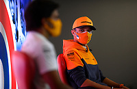 30th July 2020, Silverstone, Northampton, UK;  FIA Formula One World Championship 2020, Grand Prix of Great Britain, Lando Norris GBR, McLaren F1 Team