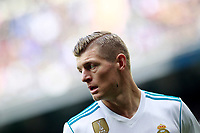 Real Madrid's Toni Kroos during La Liga match. April 8,2018. (ALTERPHOTOS/Acero) NortePhoto.com