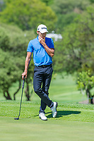 Joakim Lagergren (SWE) during the 2nd round at the Nedbank Golf Challenge hosted by Gary Player,  Gary Player country Club, Sun City, Rustenburg, South Africa. 15/11/2019 <br /> Picture: Golffile | Tyrone Winfield<br /> <br /> <br /> All photo usage must carry mandatory copyright credit (© Golffile | Tyrone Winfield)