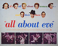 All About Eve (1950)<br /> Lobby card<br /> *Filmstill - Editorial Use Only*<br /> CAP/KFS<br /> Image supplied by Capital Pictures