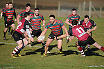 04/02/2017.  Stamford Welland Academy,  United Kingdom. Stamford College Old Boys v Queens Jonathan Clarke / JPC Images