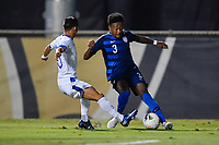 Miami, FL - Tuesday, October 15, 2019:  Chris Glosters #3 during a friendly match between the USMNT U-23 and El Salvador at FIU Soccer Stadium.