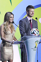 Costa do Sauípe, Bahia, Brazil - Friday, Dec 6, 2013: <br />