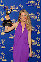 LOS ANGELES - JUN 20: Lauralee Bell at The 41st Daytime Creative Arts Emmy Awards Gala in the Westin Bonaventure Hotel on June 20th, 2014 in Los Angeles, California