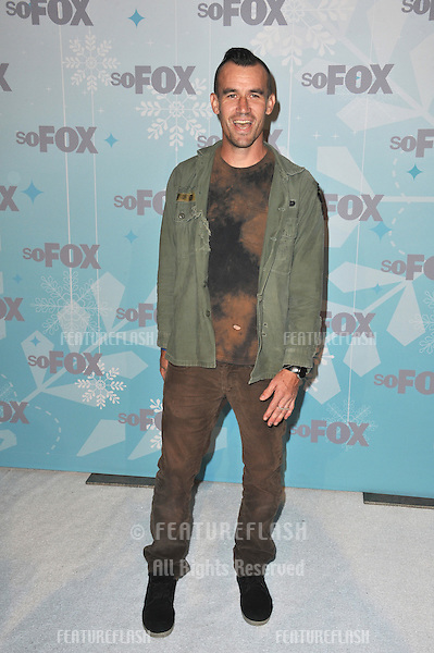 Chris Lambert at the Fox All-Star Party Winter 2011 in Pasadena..January 11, 2011  Pasadena, CA.Picture: Paul Smith / Featureflash