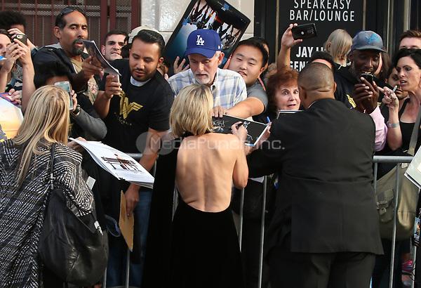 HOLLYWOOD, CA - MAY 25: Robin Wright, at the Wonder Woman Los Angeles Film Premiere at The Pantages in Hollywood, California on May 25, 2017. Credit: Faye Sadou/MediaPunch