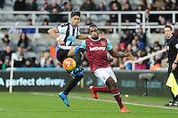 Newcastle United vs West Ham United 16-01-16