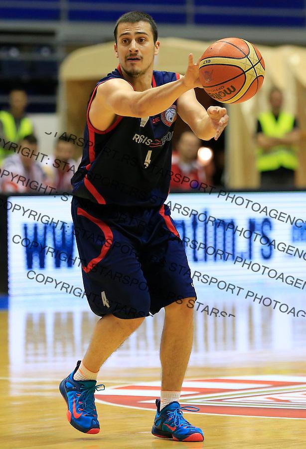Kosarka Kosarkaska Liga Srbije season 2014-2015<br /> Crvena Zvezda v Konstantin (Nis)<br /> Vladimir Velickovic<br /> Belgrade, 05.27.2015.<br /> foto: Srdjan Stevanovic/Starsportphoto &copy;
