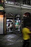 BRAZIL, Rio de Janiero, Lapa, Lavradio Street, Barber Mario Carnivale