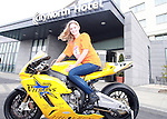Suzi McAdam at the Launch of the ALMC Motorshow at the City North Hotel...Photo NEWSFILE/Jenny Matthews.(Photo credit should read Jenny Matthews/NEWSFILE)....This Picture has been sent you under the condtions enclosed by:.Newsfile Ltd..The Studio,.Millmount Abbey,.Drogheda,.Co Meath..Ireland..Tel: +353(0)41-9871240.Fax: +353(0)41-9871260.GSM: +353(0)86-2500958.email: pictures@newsfile.ie.www.newsfile.ie.FTP: 193.120.102.198.