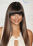 WEST HOLLYWOOD, CA - OCTOBER 17: Hannah Simone arrives at the 3rd Annual Autumn party at The London West Hollywood on October 17, 2012 in West Hollywood, California.