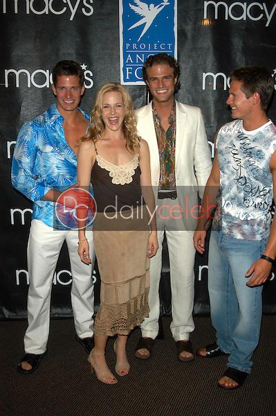 Julie Benz and models