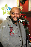 """Ruben Studdard attends the Broadway Preview Photo Call for """"Ruben & Clay's First Annual Christmas Carol Family Fun Pageant"""" at Sardi's on November 15, 2018 in New York City."""