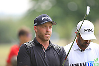 Adam Bland (AUS) during the final round of the Shot Clock Masters played at Diamond Country Club, Atzenbrugg, Vienna, Austria. 10/06/2018<br /> Picture: Golffile | Phil Inglis<br /> <br /> All photo usage must carry mandatory copyright credit (&copy; Golffile | Phil Inglis)