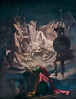 Ingres Jean-Auguste-Dominique (1780-1867). Montauban, musÈe Ingres. inv. MI. 867.70.