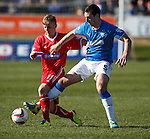 Lee Wallace and Bobby Barr