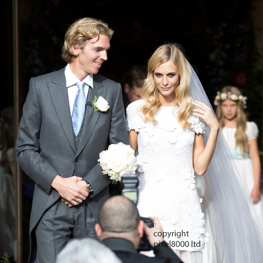 The Wedding of Poppp Delevingne and James Cook<br /> St Paul's Church, Knightsbridge 17.5.2014
