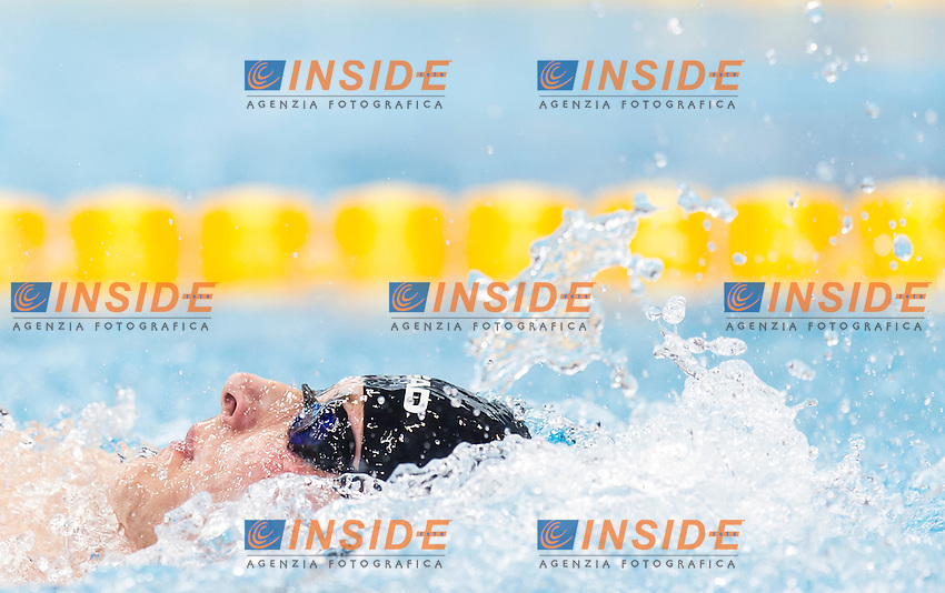 FORSTER Phillipp GER<br /> London, Queen Elizabeth II Olympic Park Pool <br /> LEN 2016 European Aquatics Elite Championships <br /> Swimming<br /> Men's 200m medley semifinal <br /> Day 09 17-05-2016<br /> Photo Giorgio Perottino/Deepbluemedia/Insidefoto