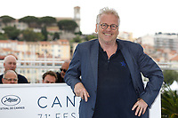 "Daniel Cohn-Bendit at the ""La Traversee"" photocall during the 71st Cannes Film Festival at the Palais des Festivals on May 16, 2018 in Cannes, France. Credit: John Rasimus / Media Punch ***FRANCE, SWEDEN, NORWAY, DENARK, FINLAND, USA, CZECH REPUBLIC, SOUTH AMERICA ONLY***"