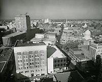 1961 November 1..Redevelopment.Downtown North (R-8)..Downtown Progress..North View from VNB Building..HAYCOX PHOTORAMIC INC..NEG# C-61-5-91.NRHA#..