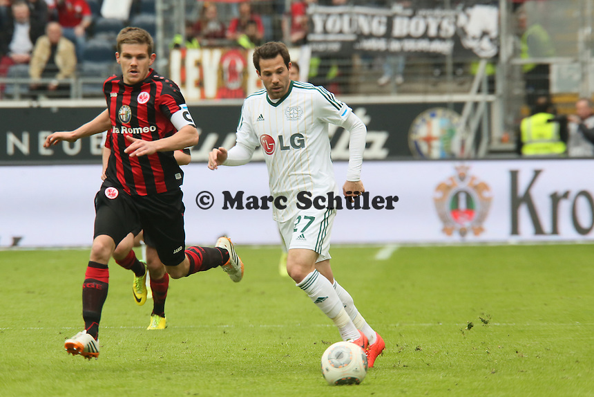 Gonzalo Castro (Bayer) - Eintracht Frankfurt vs. Bayer Leverkusen, Commerzbank Arena