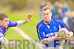 Viv O'Callaghan Killorglin runs through to score Killorglins first try on Sunday