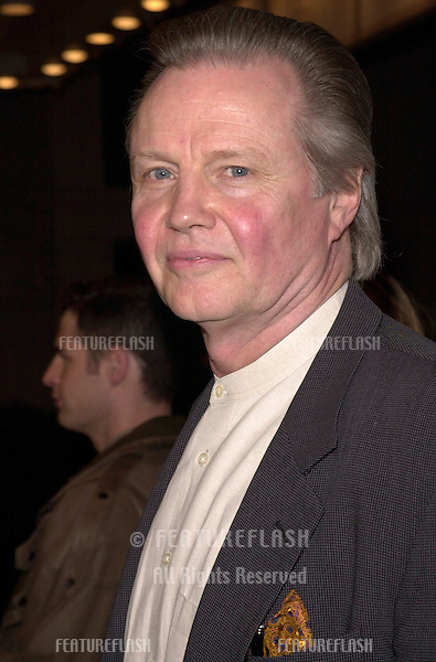 "12DEC99:  Actor JON VOIGHT at the Los Angeles premiere of ""The Talented Mr. Ripley."".© Paul Smith / Featureflash"