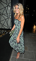 Gemma Oaten at the Q Decades summer series of live performances launch party, Quaglino's, Bury Street, London, England, UK, on Wednesday 04 July 2018.<br /> CAP/CAN<br /> &copy;CAN/Capital Pictures
