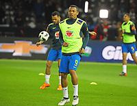 Gabriel Jesus (Brasilien Brasilia) - 27.03.2018: Deutschland vs. Brasilien, Olympiastadion Berlin