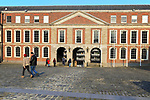 Courtyard buildings Dublin Castle, city of Dublin, Ireland, Irish Republic