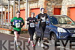 David Toomey, Lorna Cooper and Flor Cooper at the Valentines 10 mile road race in Tralee on Saturday.