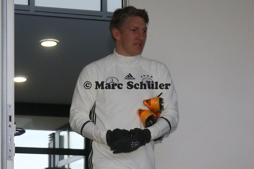 Sebastian Schweinsteiger - Training der Deutschen Nationalmannschaft, Wurfplatz Berlin