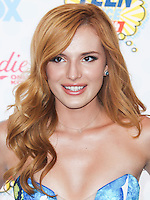 LOS ANGELES, CA, USA - AUGUST 10: Bella Thorne arrives at the Teen Choice Awards 2014 held at The Shrine Auditorium on August 10, 2014 in Los Angeles, California, United States. (Photo by Celebrity Monitor)