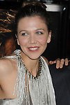 "BEVERLY HILLS, CA. - December 08: Maggie Gyllenhaal arrives at the ""Crazy Heart"" Los Angeles Premiere at the Academy of Motion Picture Arts & Sciences on December 8, 2009 in Los Angeles, California."