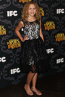 "LOS ANGELES, CA - JANUARY 07: Isabella Acres arriving at the Los Angeles Screening Of IFC's ""The Spoils Of Babylon"" held at the Directors Guild Of America on January 7, 2014 in Los Angeles, California. (Photo by Xavier Collin/Celebrity Monitor)"