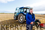 National Ploughing Champion, Derek O'Driscoll from Ballyheigue at the Ardfert Ploughing on Sunday