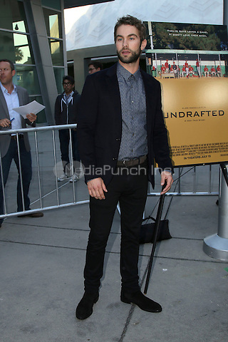 HOLLYWOOD, CA - JULY 11: Chace Crawford at the premiere of Undrafted at the Arclight in Hollywood, California on July 11, 2016. Credit: David Edwards/MediaPunch